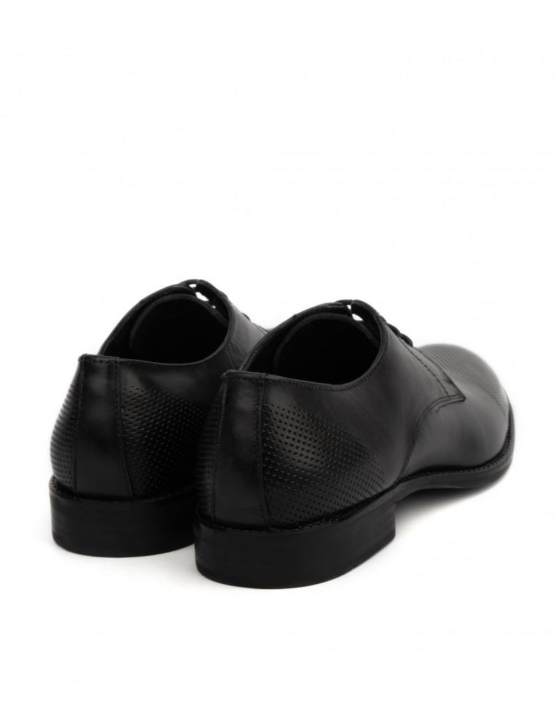 baratas para descuento 63ece fb865 Zapatos Vestir Piel Cordones Negros