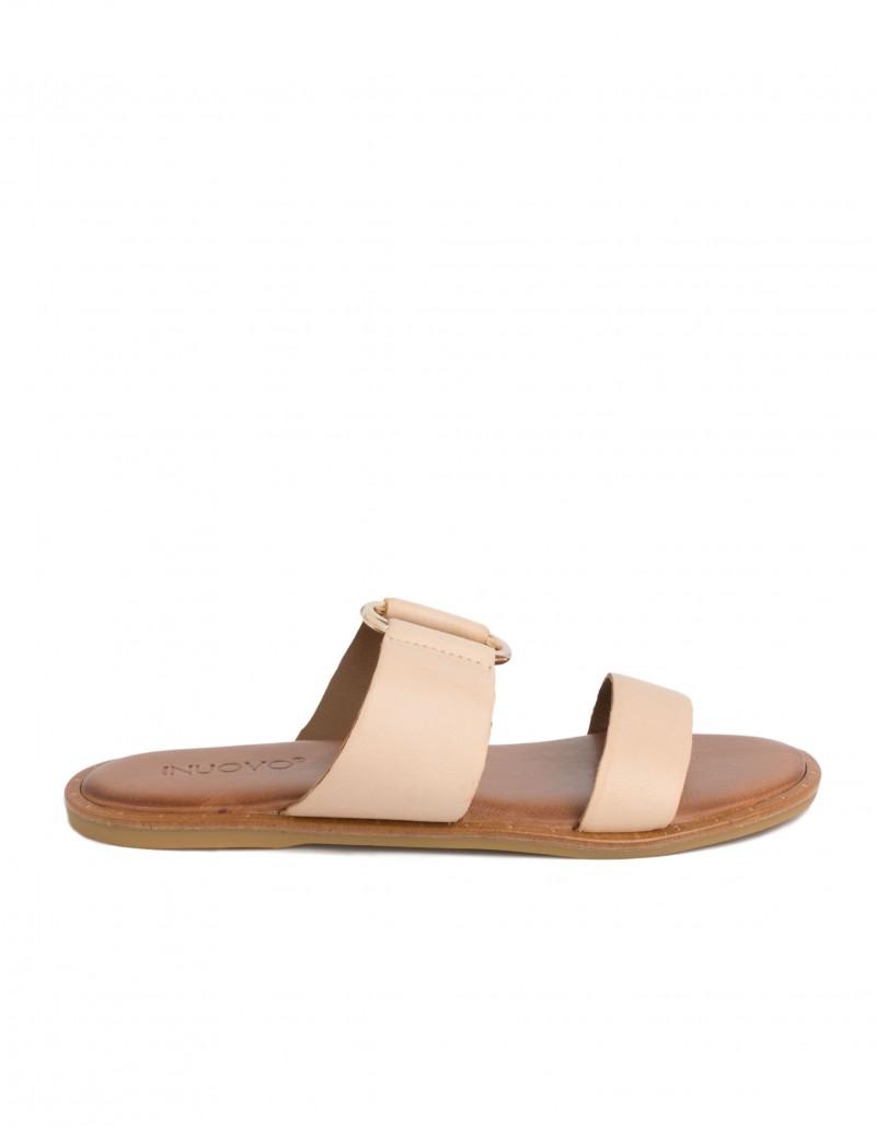Sandalias planas de mujer   Ulanka
