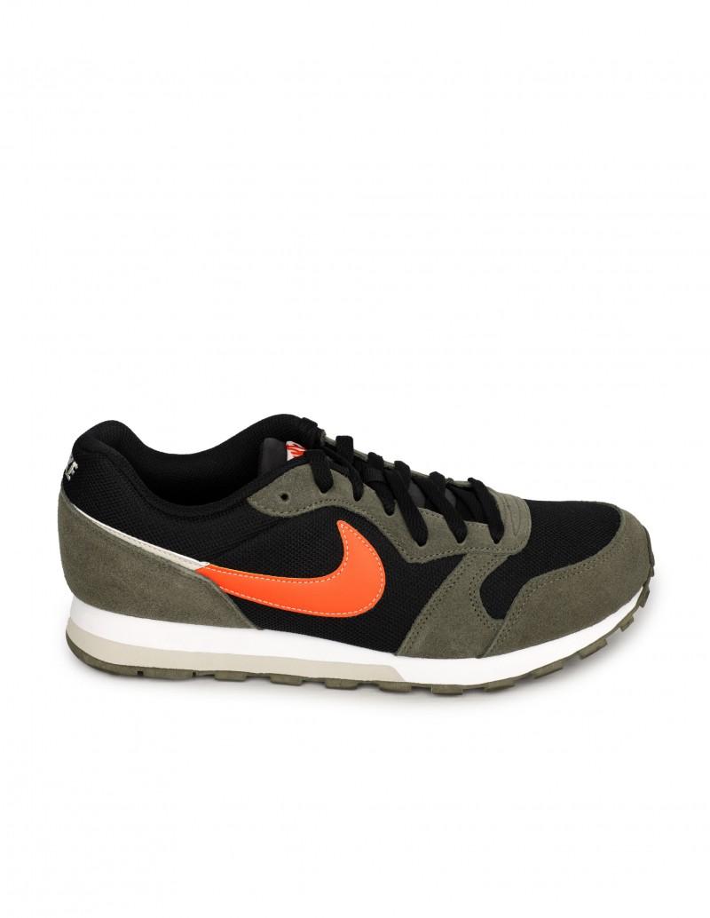 هزة المد أوقات الحياة Nike Md Runner 2 Negro Hombre Plasto Tech Com