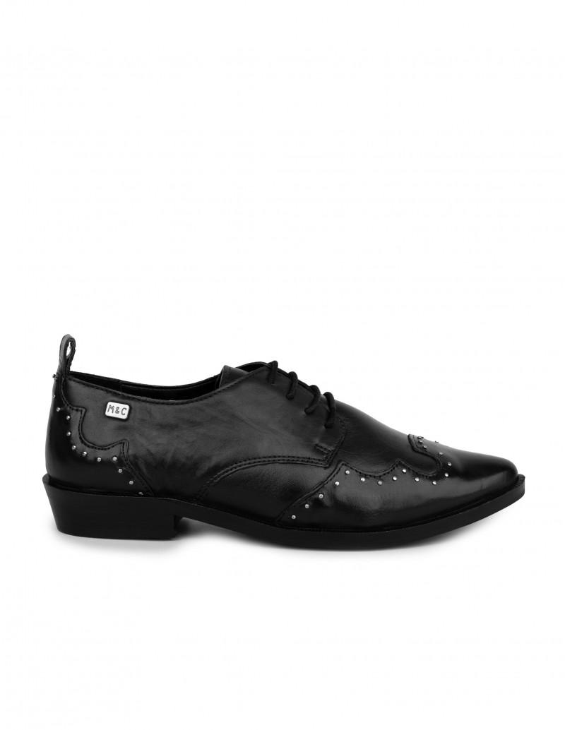 Musse&Cloud zapatos tachuelas cordones