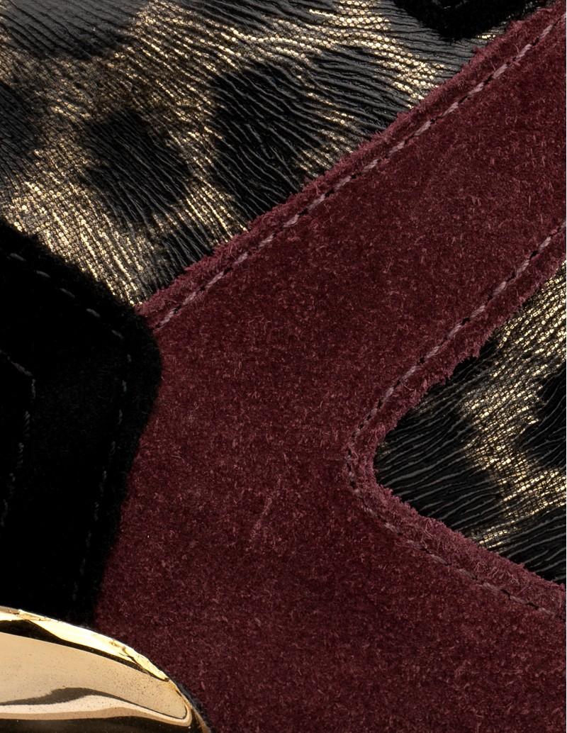 zapatillas leopardo Gioseppo