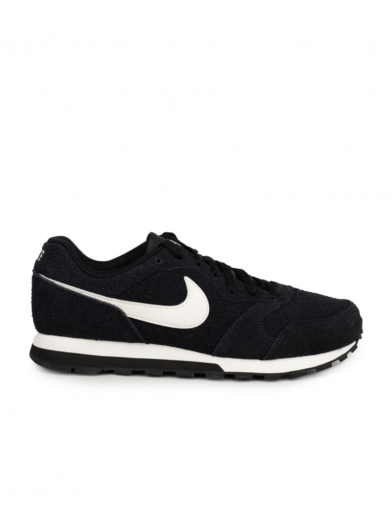 NIKE MD Runner 2 Suede Verde Hombre PERA LIMONERA