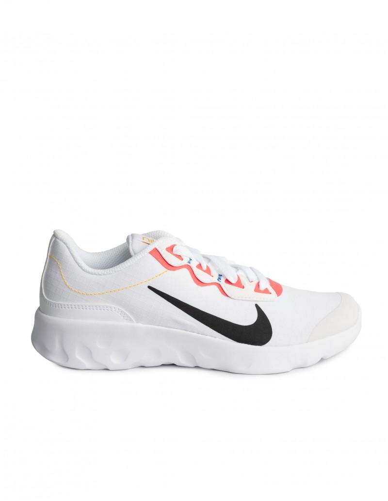 Nike deportivas explore strada blancas
