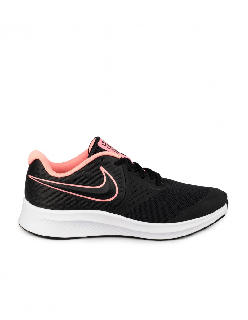 Nike deportivas star runner 2 negras