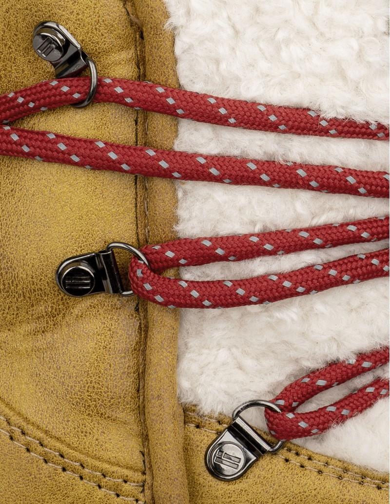 botas cordones estilo australiano