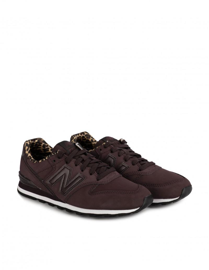 zapatillas New Balance mujer burdeos