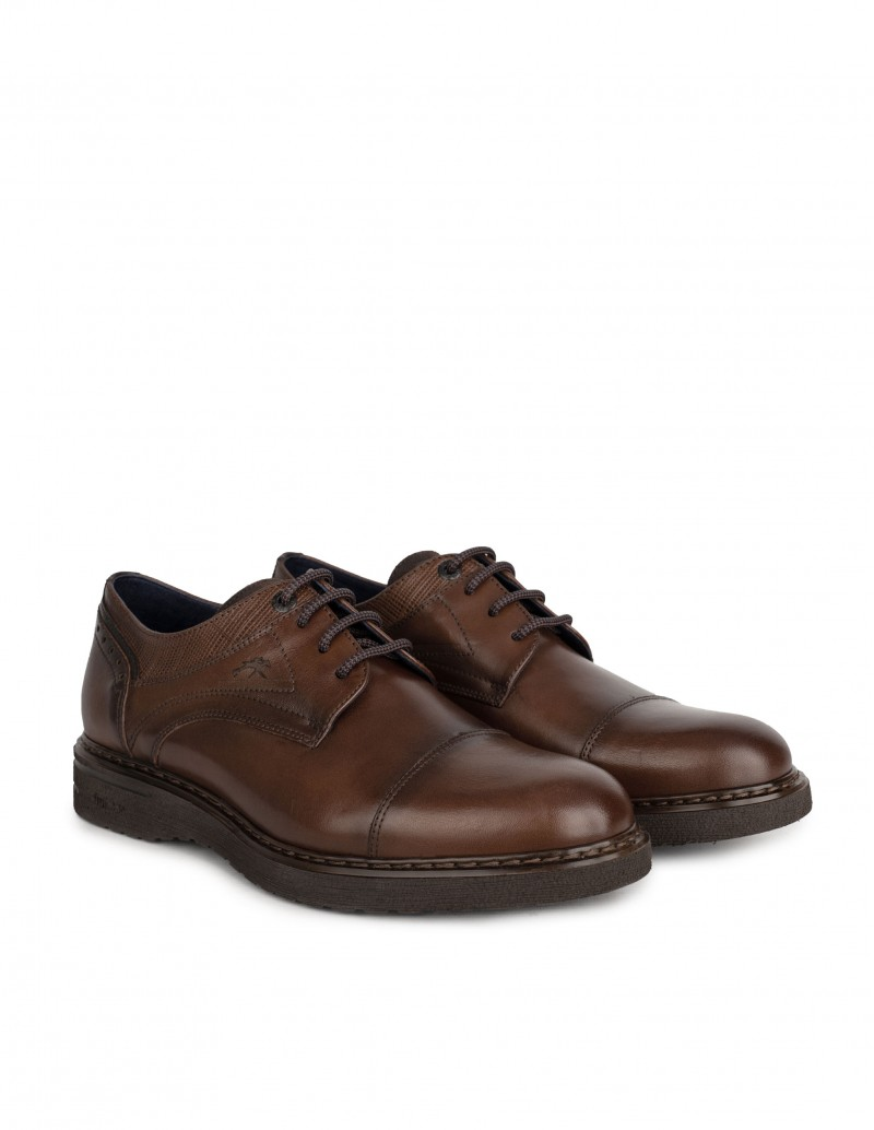 Zapatos Cordones Vestir Hombre