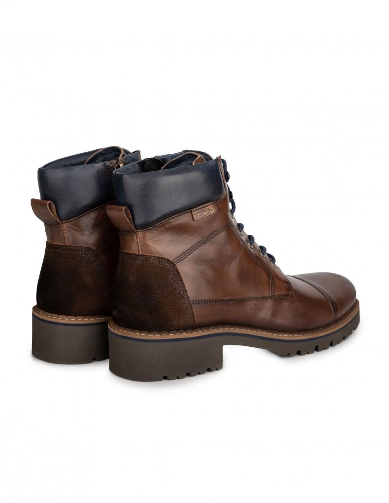 botas militares de vestir hombre