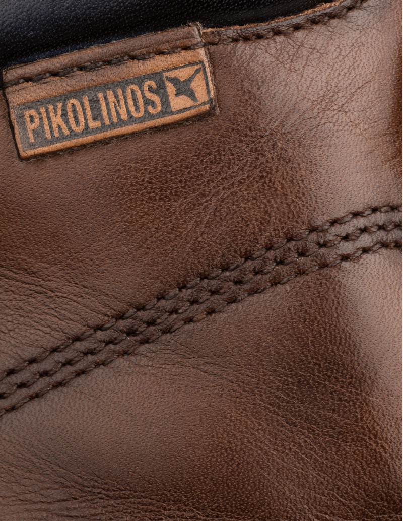 Pikolinos botas marrones hombre