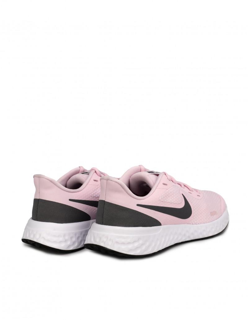 zapatillas nike mujer rosa y negro
