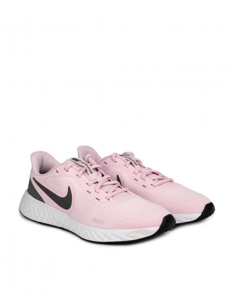 Nike Revolution 5 mujer rosas