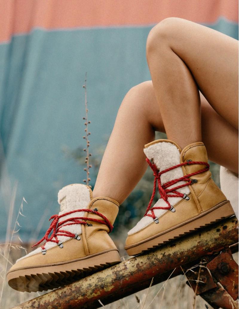 botas australianas mujer
