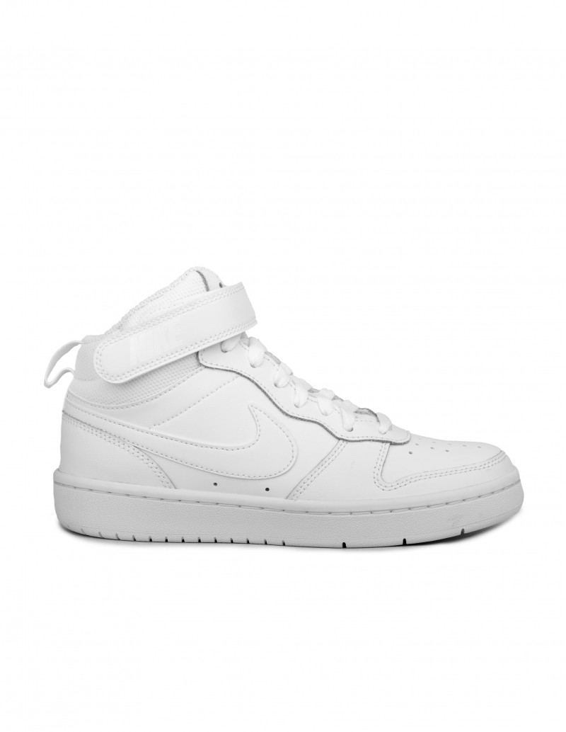NIKE Court Borough Mid 2 Blancas