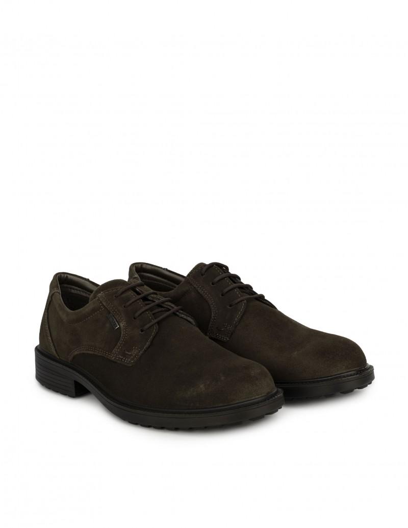 Zapatos Impermeables Hombre Marrón