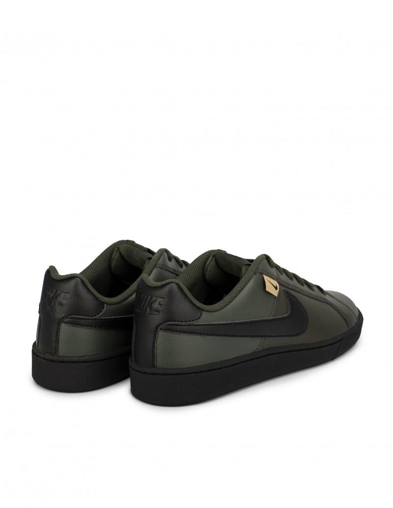 zapatillas nike court royal verdes
