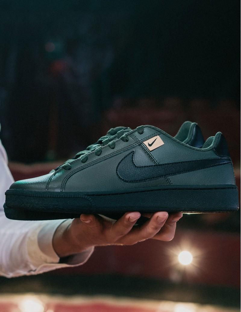 nike zapatillas hombre court royal verdes