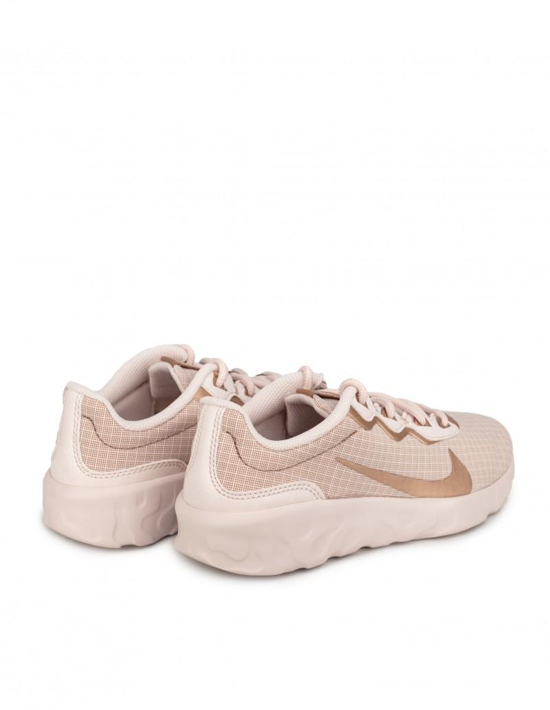 Zapatillas NIKE Mujer Rosa Dorado