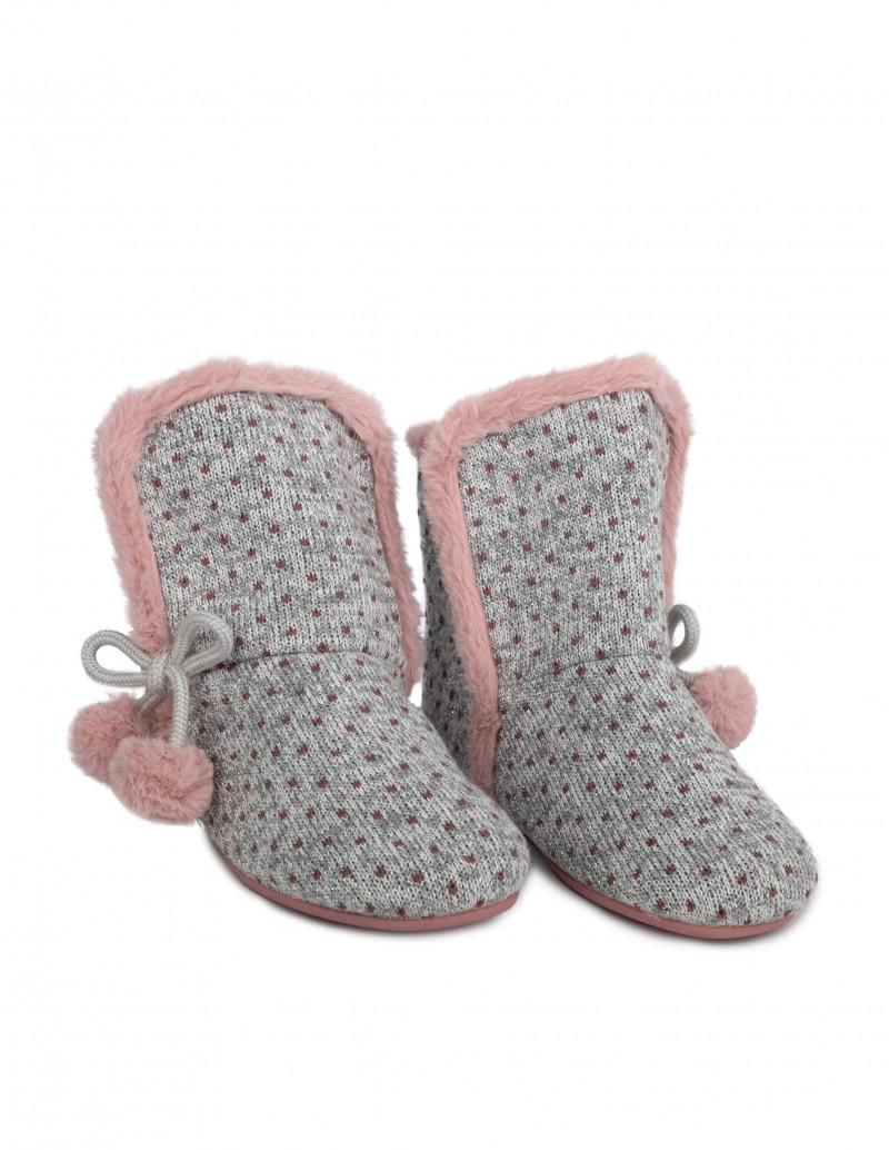 Zapatillas Casa Bota Mujer