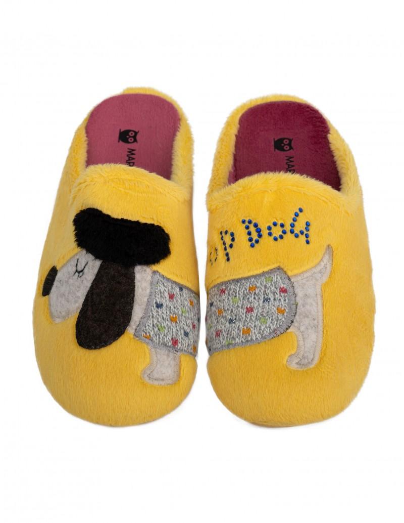 MARPEN Zapatillas Casa Perro