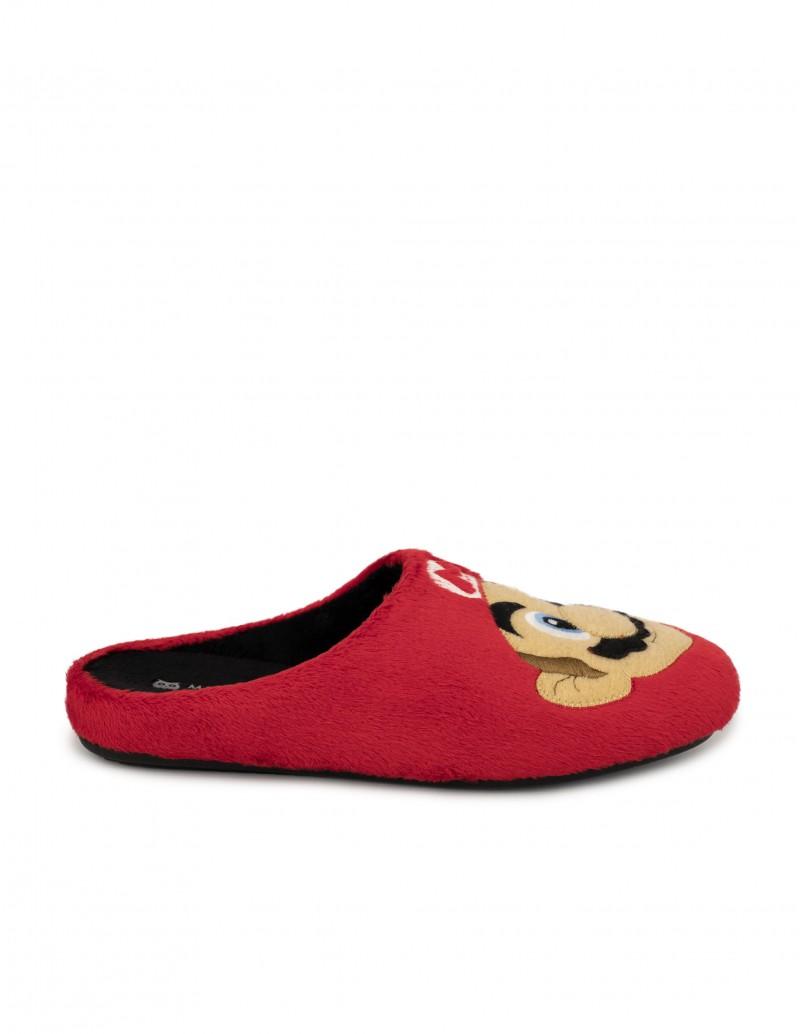 Zapatillas Casa Mario Bros Hombre