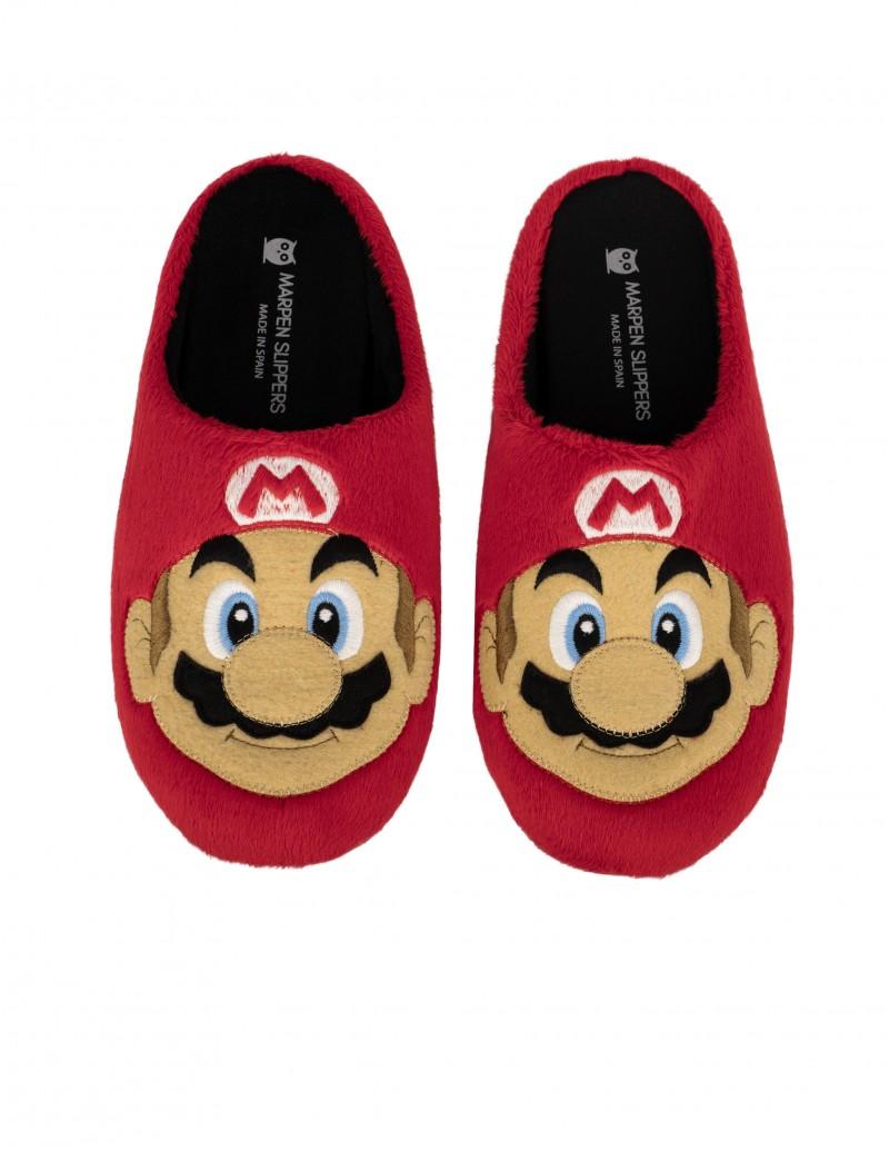MARPEN Zapatillas Casa Mario Bros