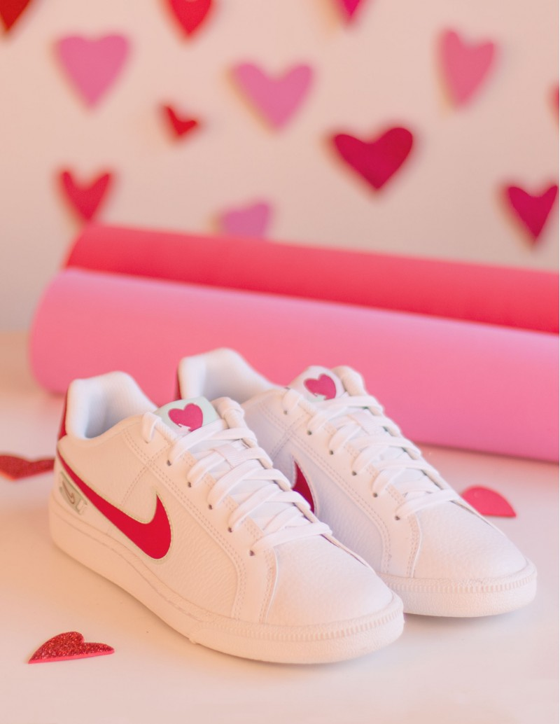 NIKE Zapatillas Corazón San Valentín