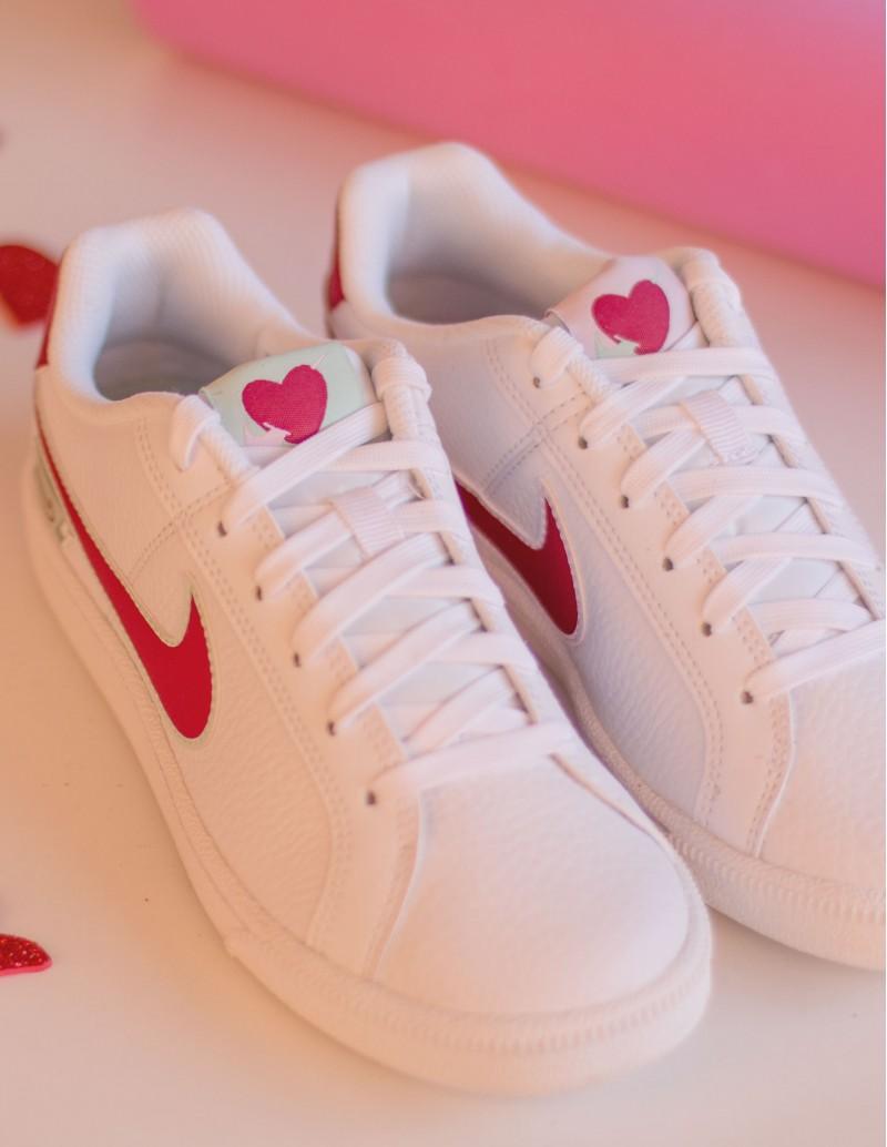 NIKE Zapatillas Corazón San Valentín ❤️ PERA LIMONERA