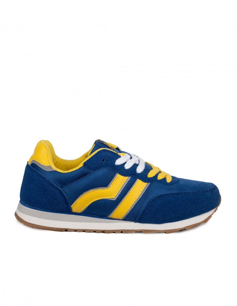 Lois Sneakers Azul Klein hombre