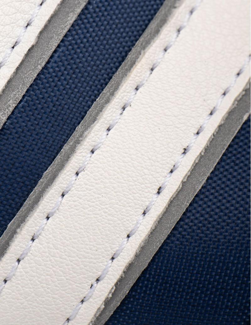zapatillas hombre azul y blanco