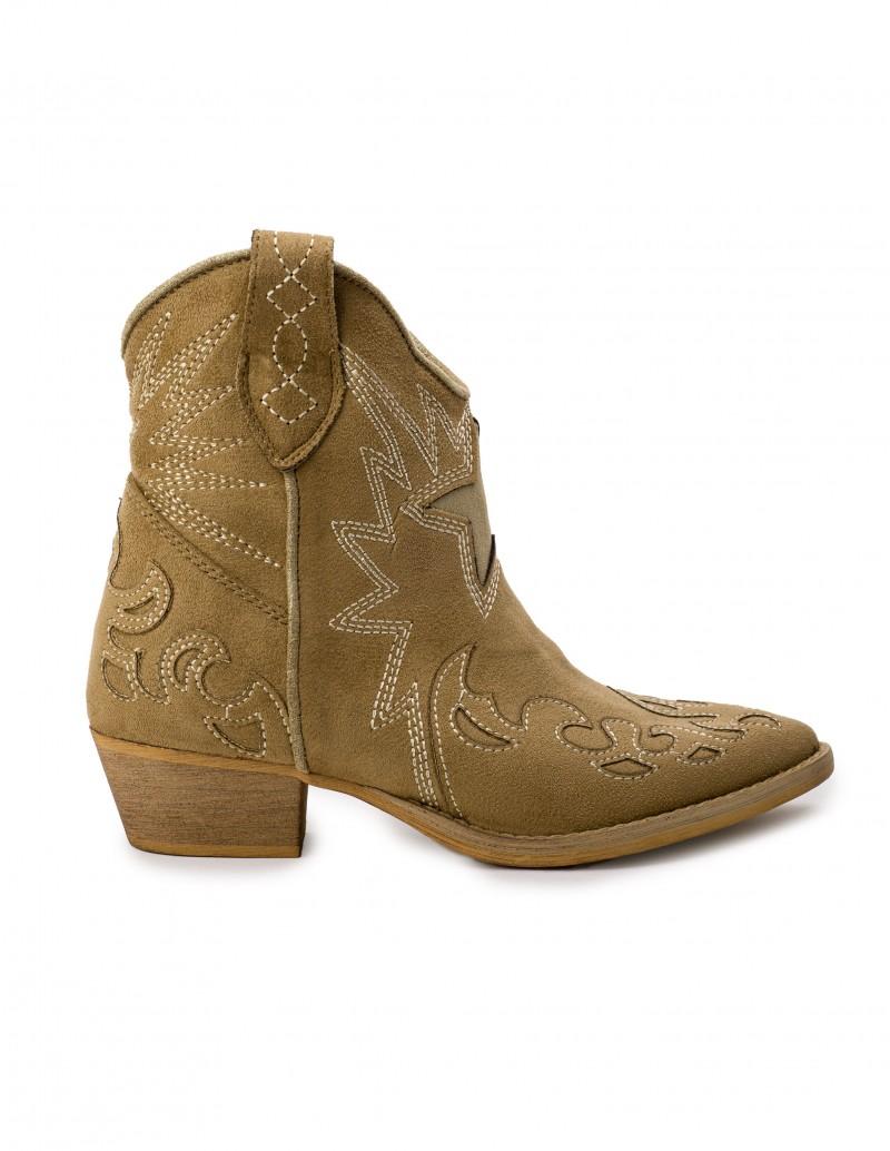 Botines Cowboy Estrella