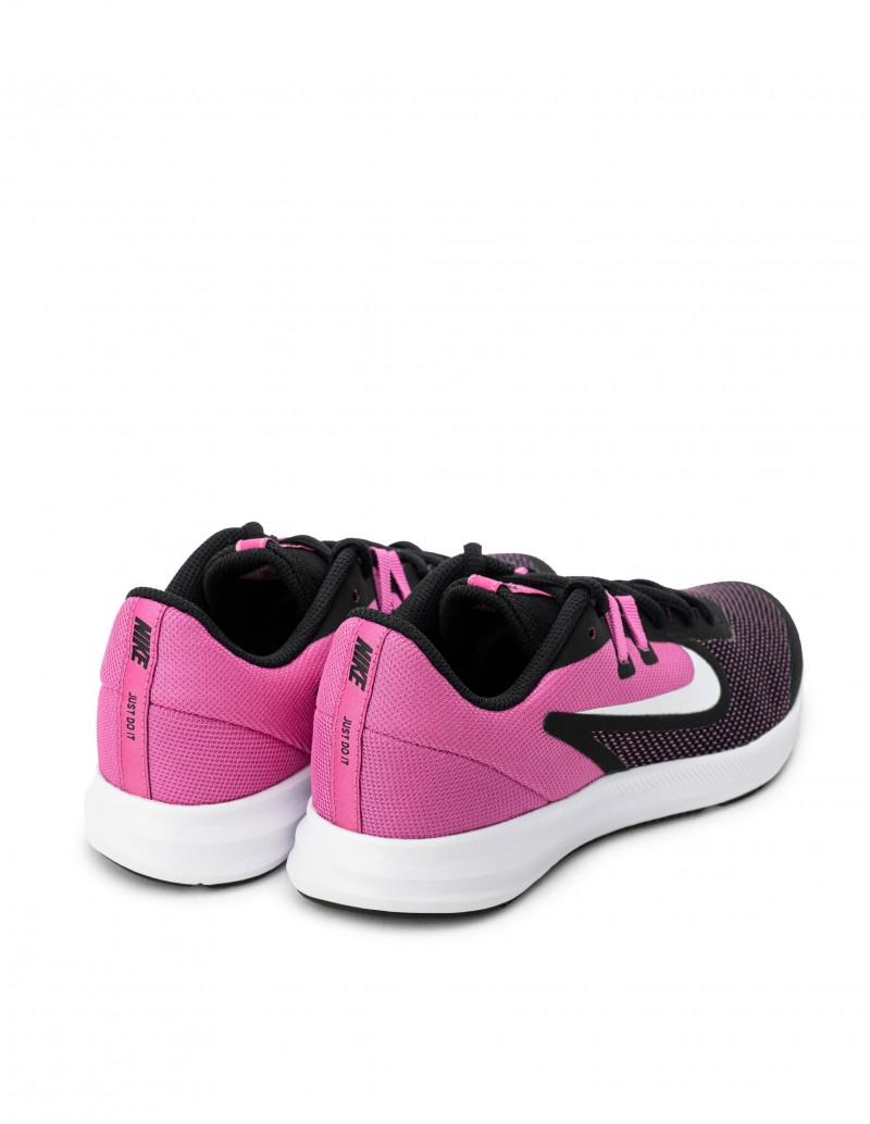 deportivas rosas Nike Downshifter 9 Mujer