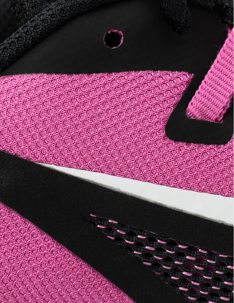 Nike Downshifter 9 Mujer fucsia y negro