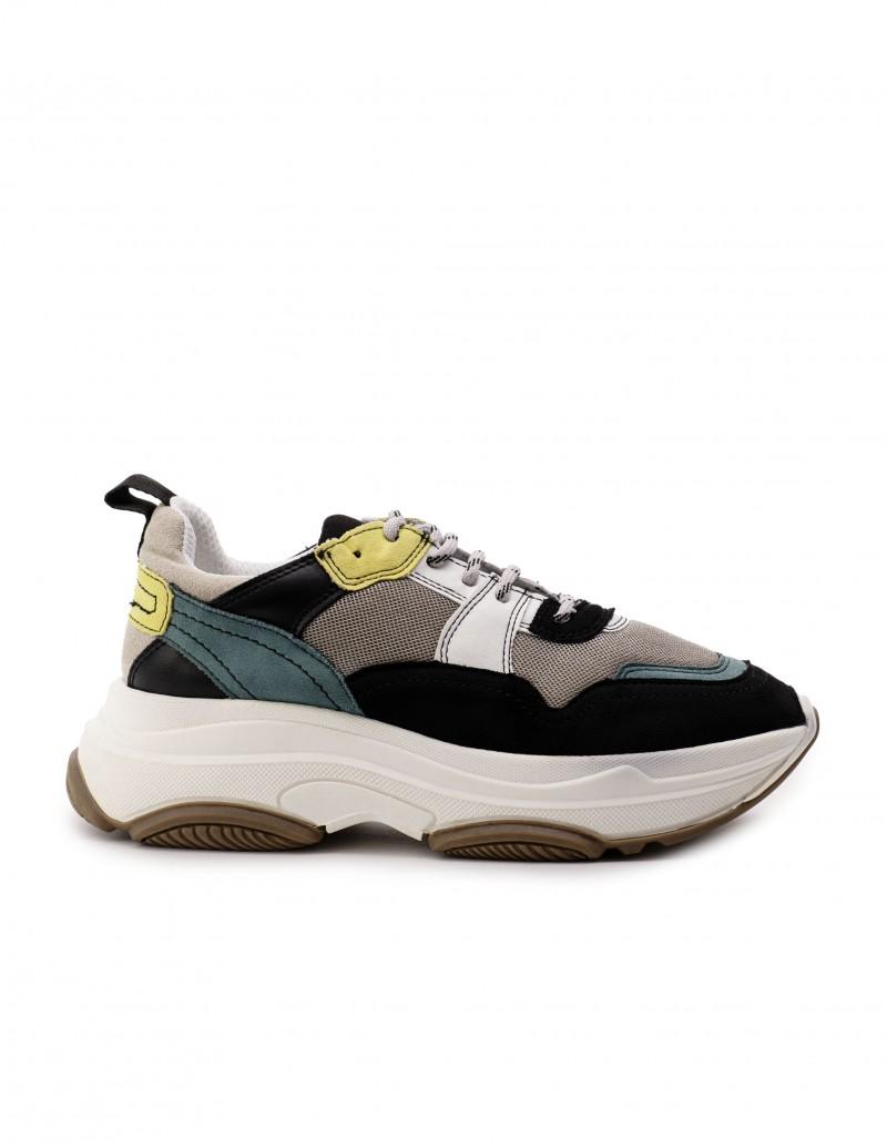Deportivas Plataforma Dad Shoes