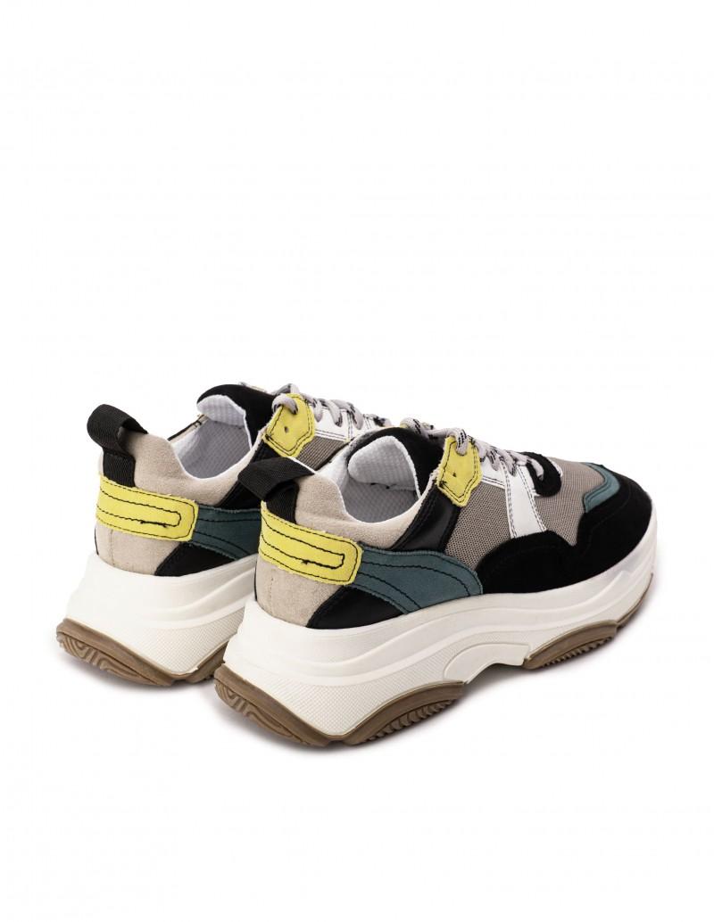 zapatillas plataforma mujer chunky