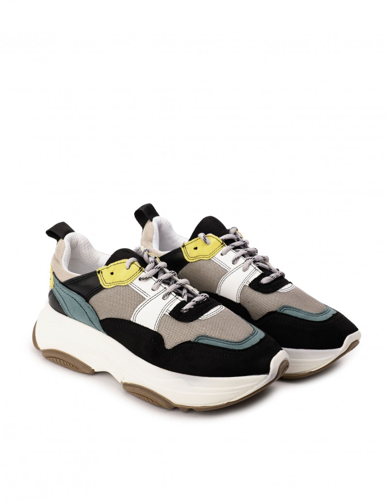 Chunky sneakers mujer