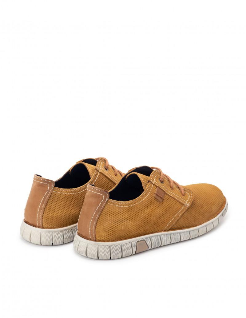 Zapatos Cordones Hombre Suela Deportiva