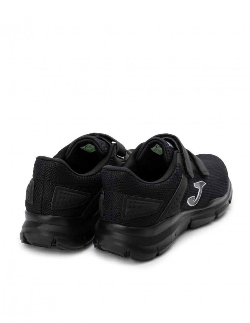 Zapatillas Velcro Negras