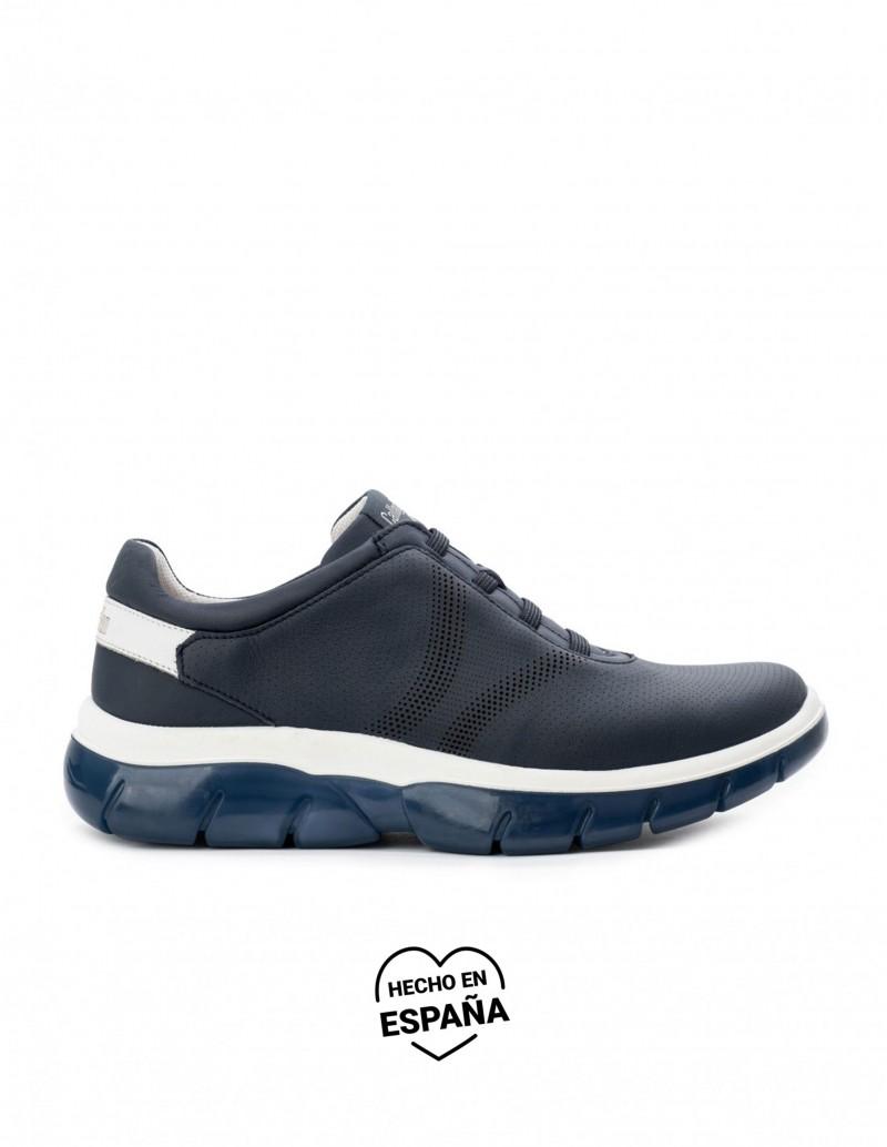 CALLAGHAN Zapatos Deportivos Cordones Elásticos