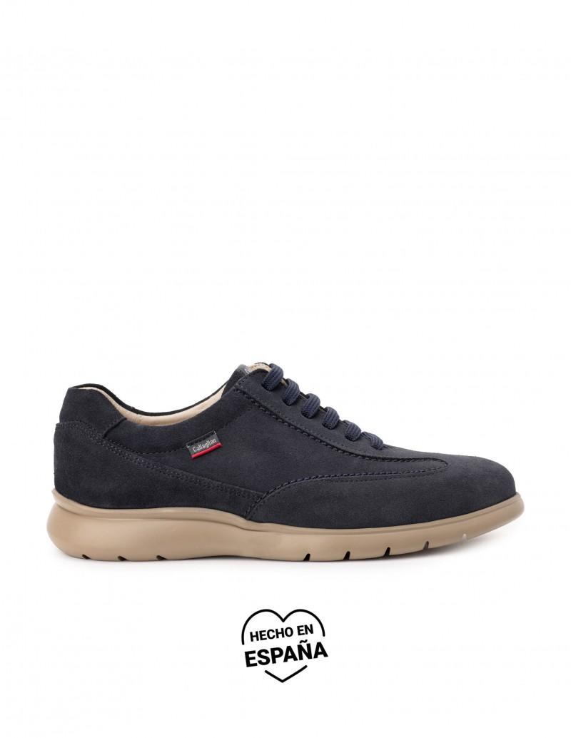 CALLAGHAN Zapatos Sport Cordones Azul Marino