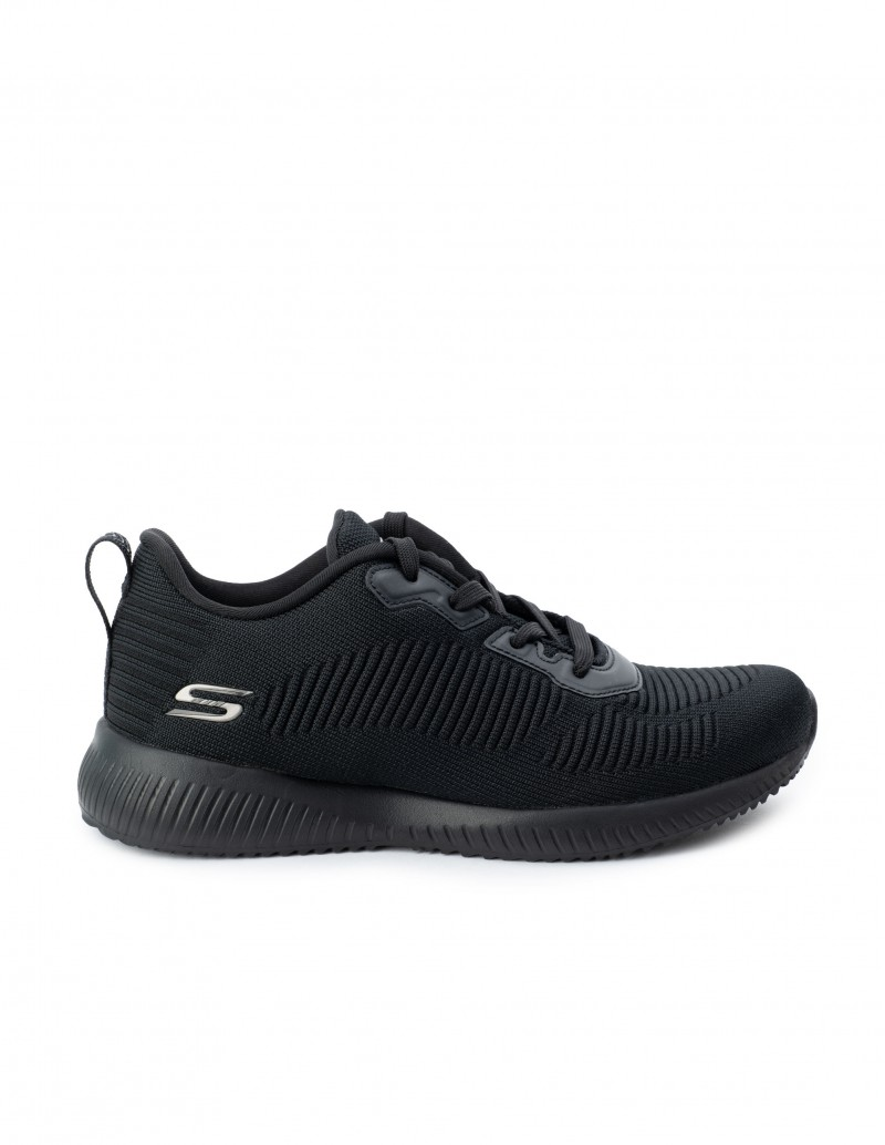 SKECHERS Bobs Sport Squad Tough Talk Negras