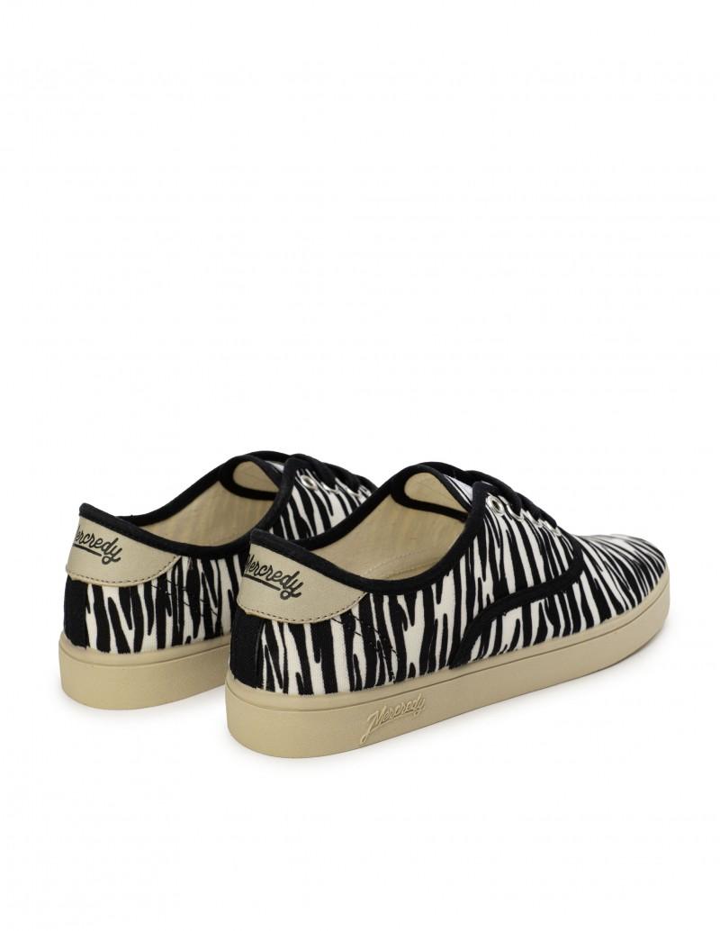 Zapatillas Recicladas Mujer Estampadas