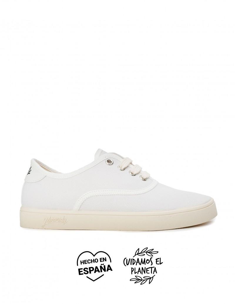 Zapatillas Recicladas Blancas
