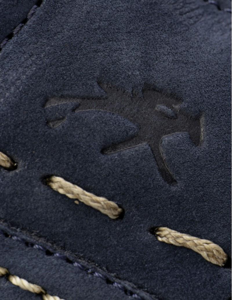 Fluchos zapatos azul marino