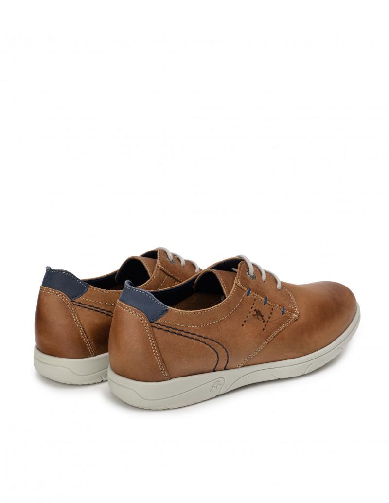 Zapatos Sport Hombre Marrones