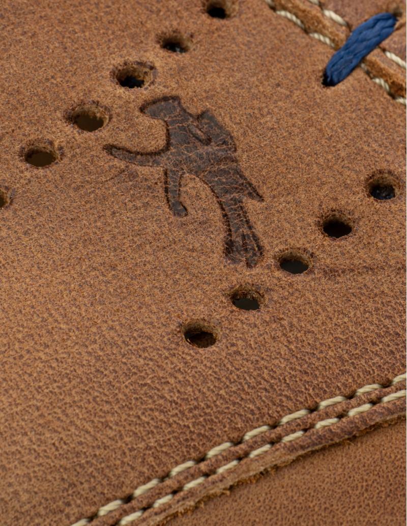 FLUCHOS Zapatos Sport Hombre Cuero