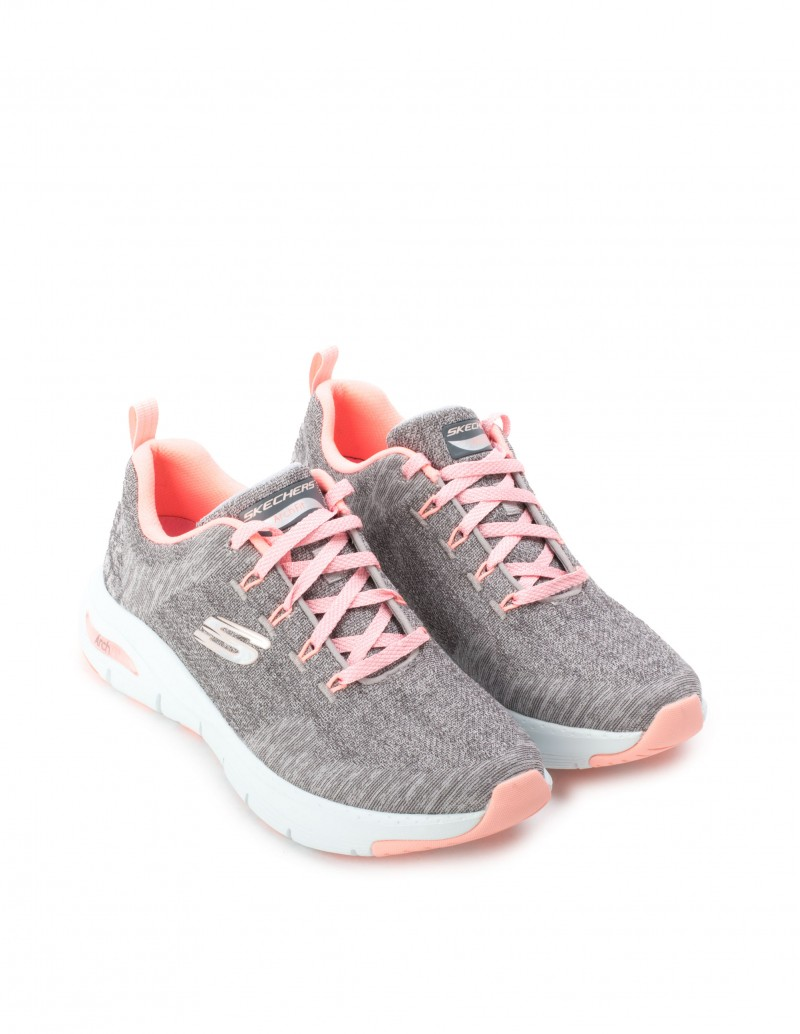 Skechers arch fit mujer gris