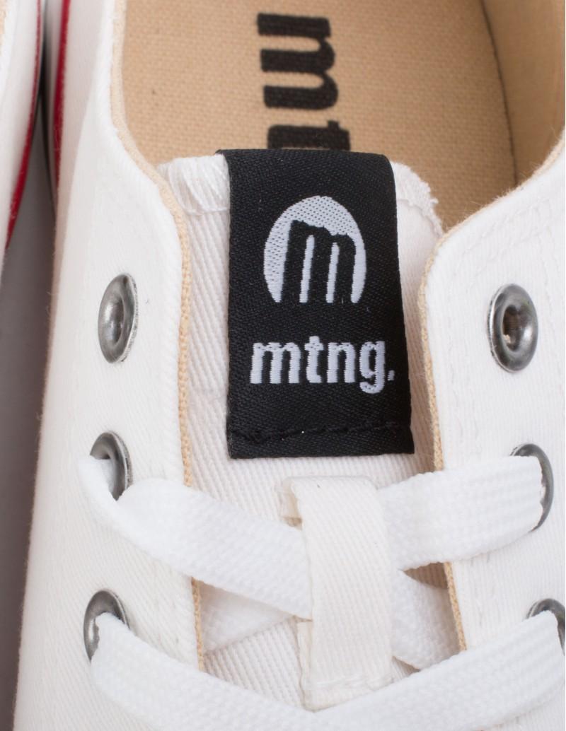 zapatillas blancas mustang mujer