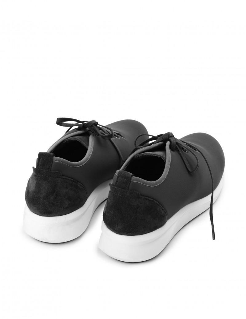 Zapatillas Reciclables Mujer Negras