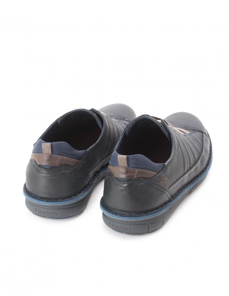 Zapatos Sport Hombre Azul Marino
