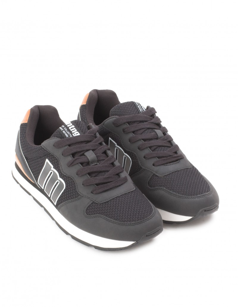 Sneakers Negras Hombre